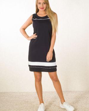 Летнее платье мини без рукавов Lena Basco