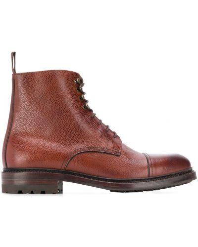 Ботинки коричневый Berwick Shoes