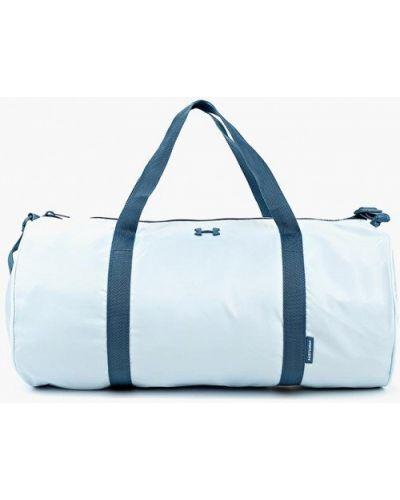 Голубая спортивная сумка Under Armour