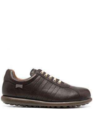 Кожаные кроссовки - коричневые Camper