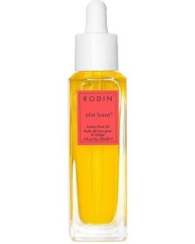 Skórzany bezpłatne cięcie światło pomarańczowy olejek do opalania Rodin