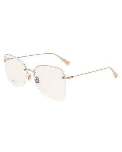 Очки золотые металлические Dior