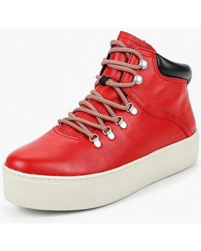 Кожаные ботинки осенние Vagabond
