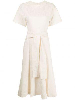 Белое хлопковое платье 3.1 Phillip Lim