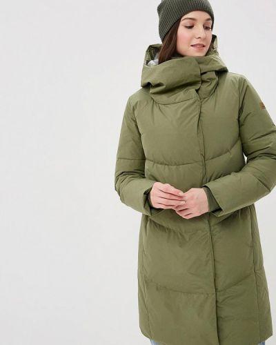 Зимняя куртка осенняя зеленая Roxy