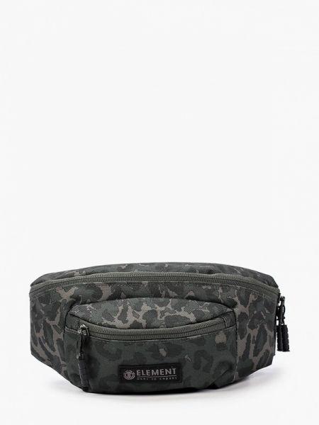Поясная сумка хаки зеленый Element