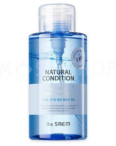 Мицеллярная вода очищающая The Saem