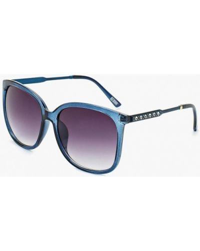 Голубые солнцезащитные очки Keddo