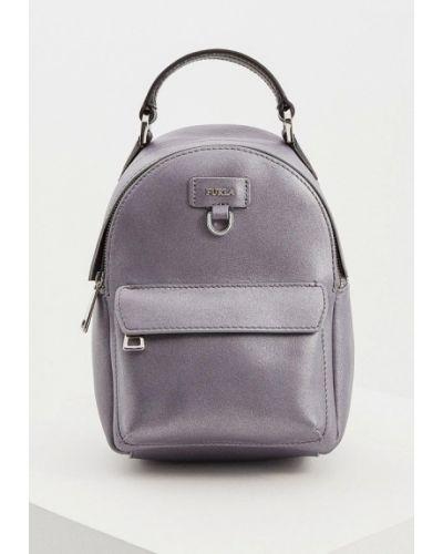 Рюкзак серый Furla