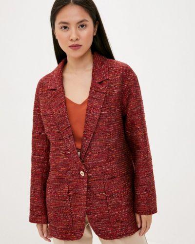 Красный пиджак Laroom