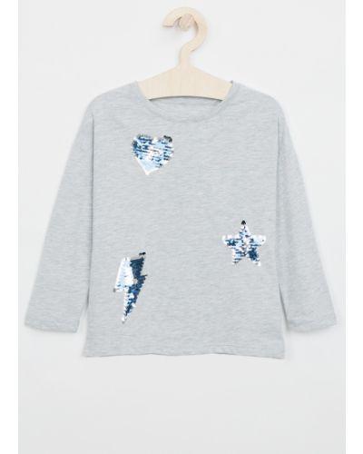 Блуза с узором с вырезом Pepe Jeans