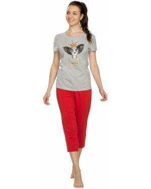 Пижама с бриджами пижамный Pelican