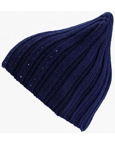 Шапка осенняя синий Ferz