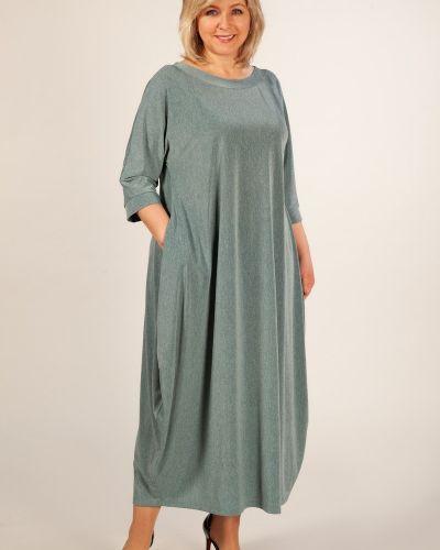 Платье трикотажное в стиле бохо Groupprice