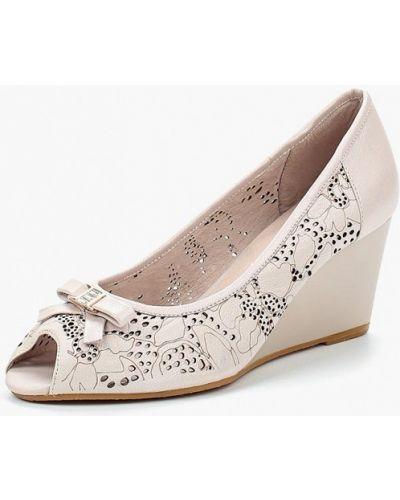 Розовые туфли Berkonty