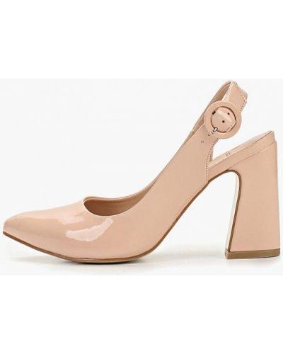 Кожаные туфли с открытой пяткой Calipso
