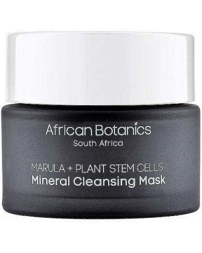 Markowe skórzany maska na ciała odmładzający African Botanics