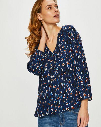 Блузка с V-образным вырезом с рукавом 3/4 Vero Moda