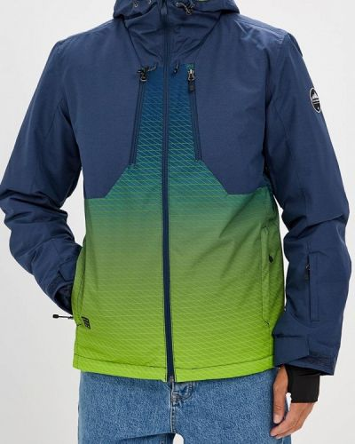 Куртка горнолыжная осенняя лыжная Quiksilver