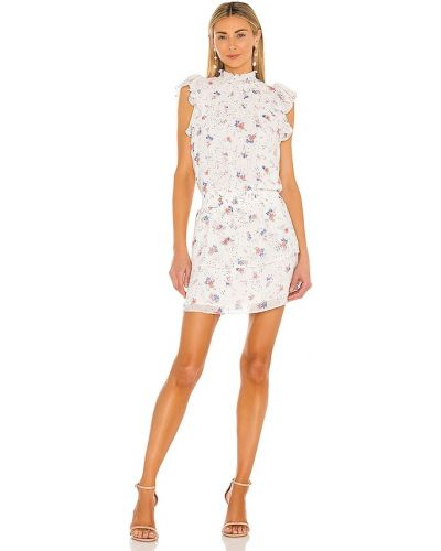 Платье мини - белое 1. State