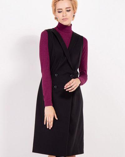 Платье - черное Bessa