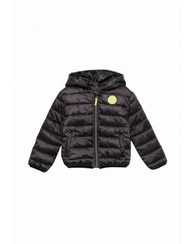 Серая куртка теплая 3 Pommes
