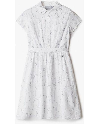 Повседневное свободное белое платье Finn Flare
