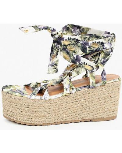 Текстильные босоножки Ideal Shoes®