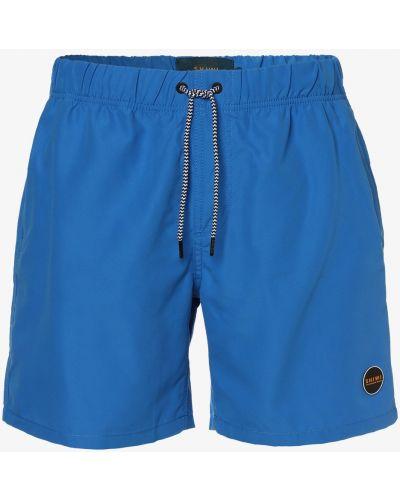 Niebieskie spodenki do pływania Shiwi