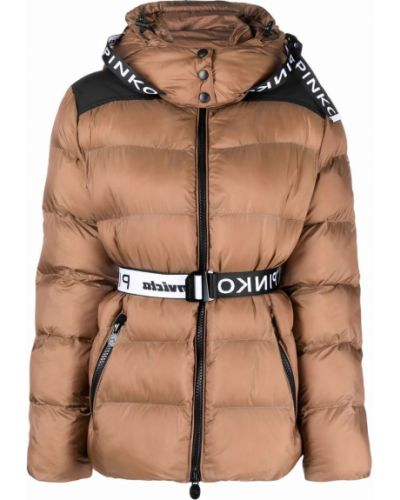 Дутая куртка - белая Pinko