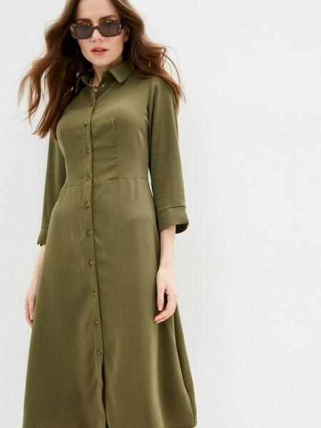Платье хаки Zarina