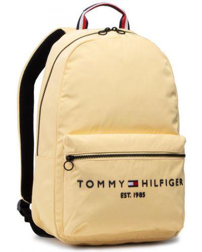 Żółty plecak Tommy Hilfiger
