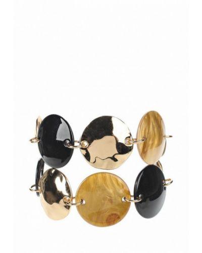 Золотой браслет с подвесками из золота Selena