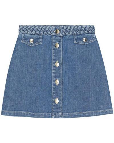 Bawełna bawełna niebieski jeansy Chloã© Kids