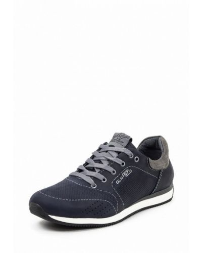 Синие кроссовки Golovin