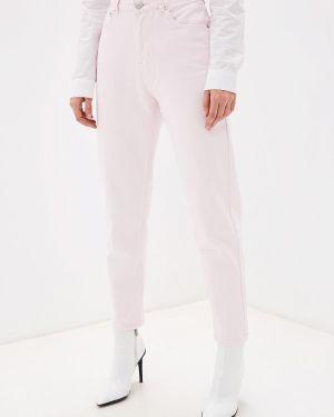 Джинсы розовый Glamorous