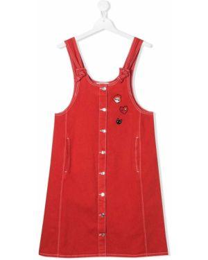 Джинсовое платье на пуговицах Sonia Rykiel