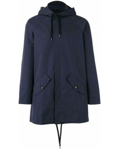Синяя куртка с капюшоном A Kind Of Guise