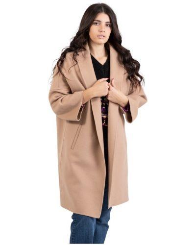 Płaszcz wełniany Alessia Santi