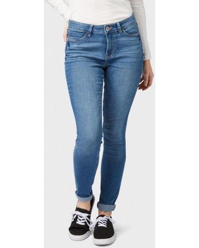 Джинсовые зауженные джинсы - голубые Tom Tailor Denim