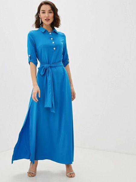 Платье платье-рубашка осеннее Pavesa