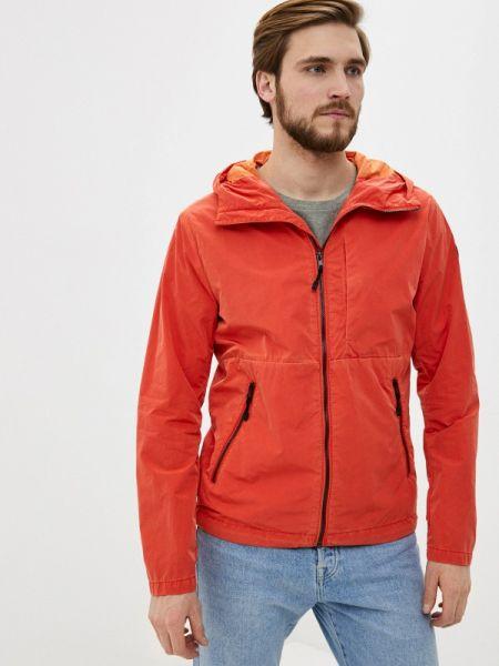Оранжевое поло Marc O'polo
