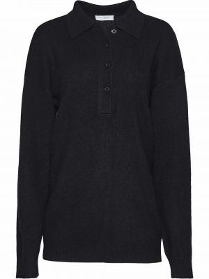 Рубашка с воротником - черная Equipment
