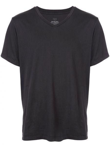 Черная футболка Save Khaki United