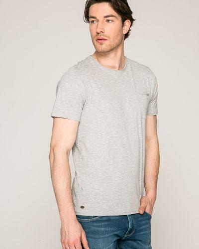 Однотонная футболка Tokyo Laundry