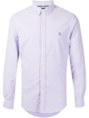 Koszula, fioletowy Polo Ralph Lauren