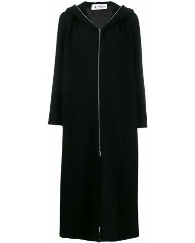 Пальто с капюшоном длинное оверсайз Barena