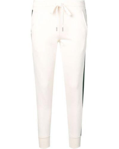 Спортивные брюки с манжетами с нашивками Roqa