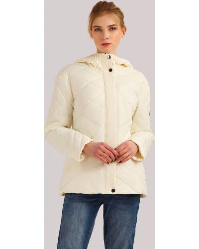 Куртка айвори молочный Finn Flare