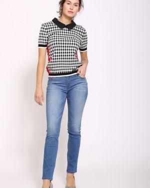 Хлопковые джинсы Just Valeri
